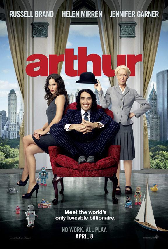 Ver Arthur (2011) Online