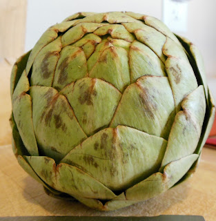 How do I Barbecue Artichokes