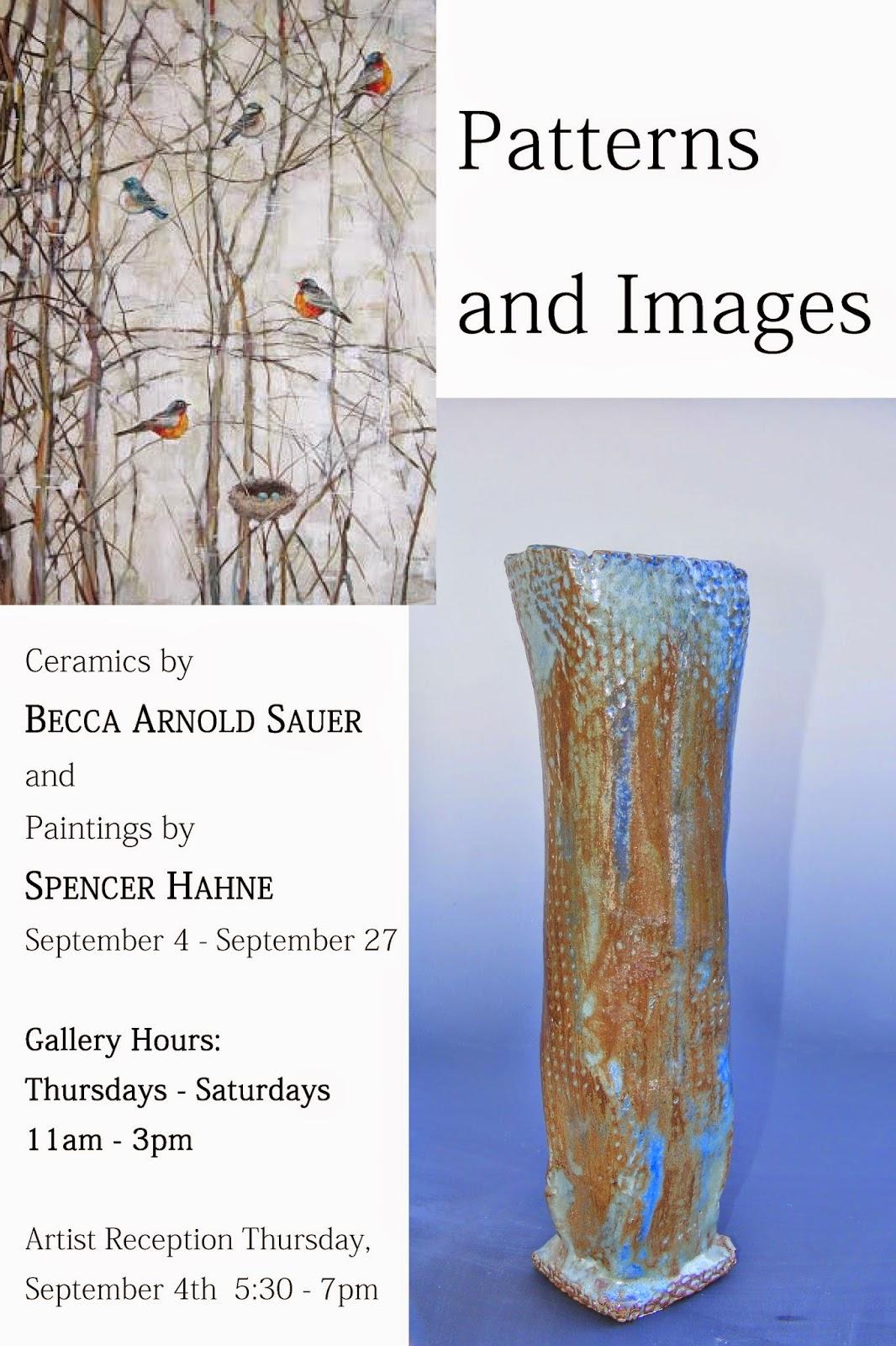 Artist Reception Thursday, September 4th 5:30 - 7pm - LYRIC CENTER FOR THE ARTS