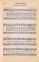 He-Leadeth-Me-Antique-Hymn-Book-Page-Free-Printable