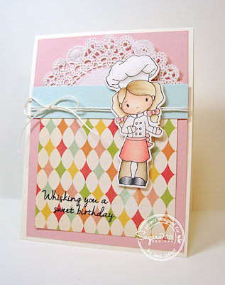 Whisking You a Sweet Birthday card-designed by Lori Tecler/Inking Aloud-stamps and dies from SugarPea Designs