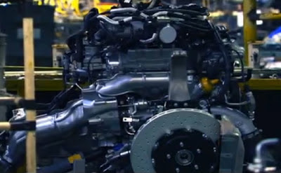 Nissan VR38DETT GTR Engine Motor