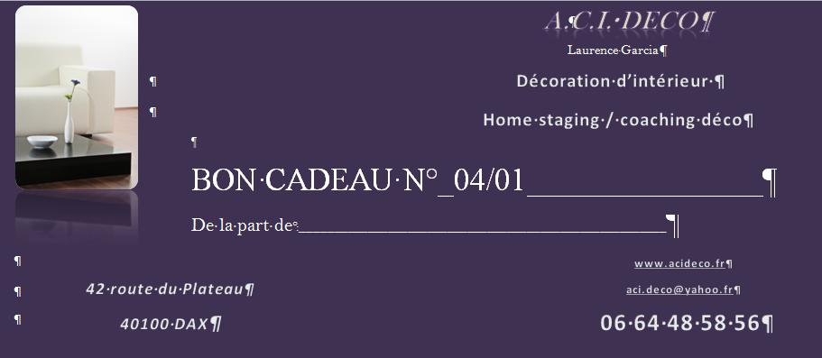 aci deco contact. Black Bedroom Furniture Sets. Home Design Ideas