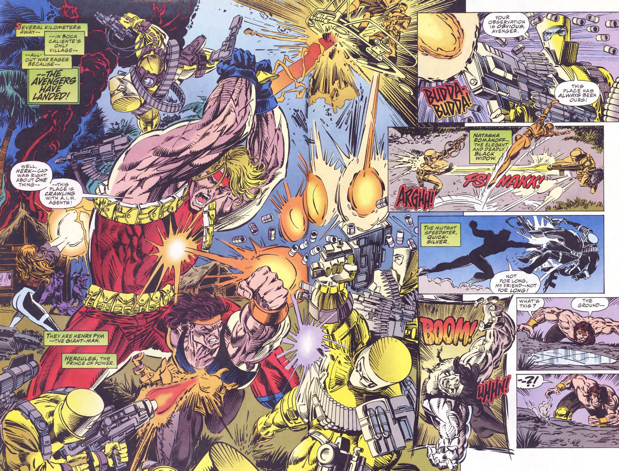 Captain America (1968) Issue #440b #393 - English 5