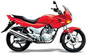 Hero Honda New Karizma