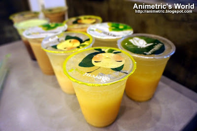 New Serenitea drinks
