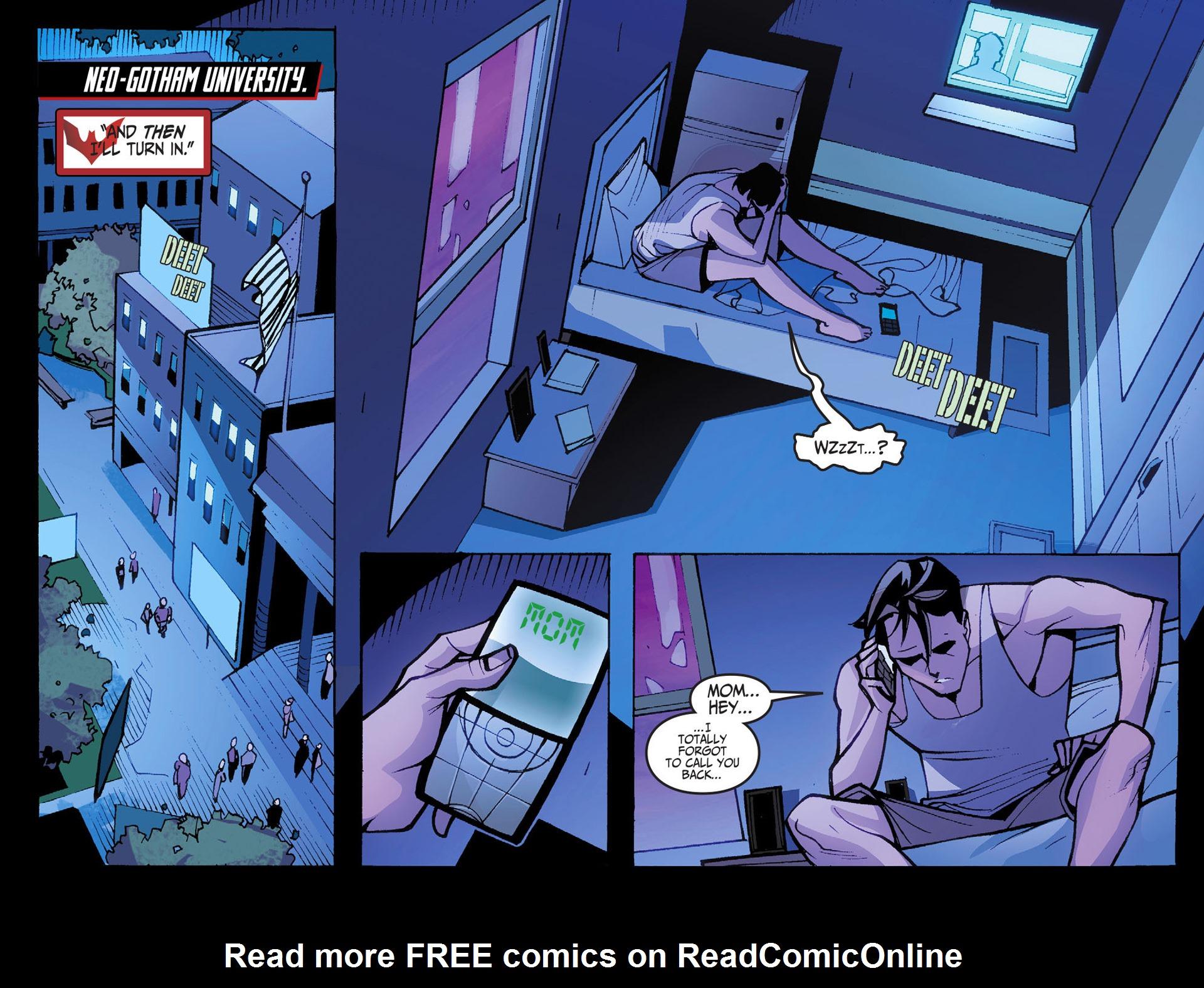 Batman Beyond 2.0 #3 #38 - English 19