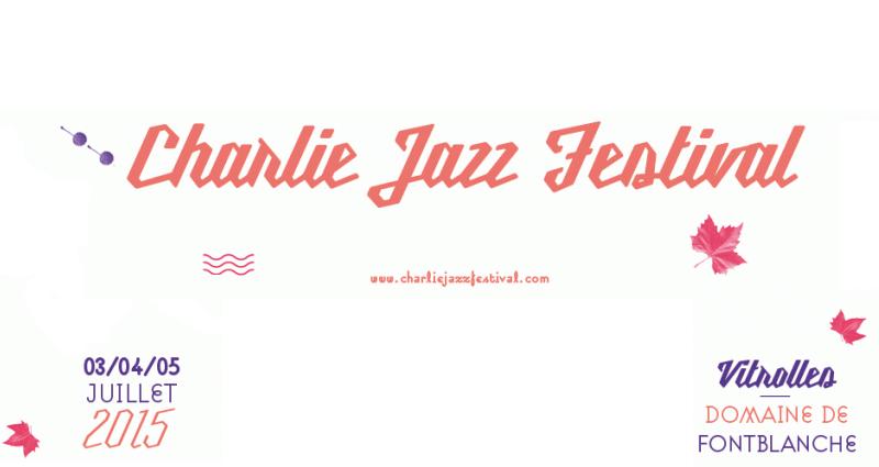 Fanfare Tahar Tag'l au Charlie Jazz Festival 2015 de Vitrolles - Domaine de Fontblanche