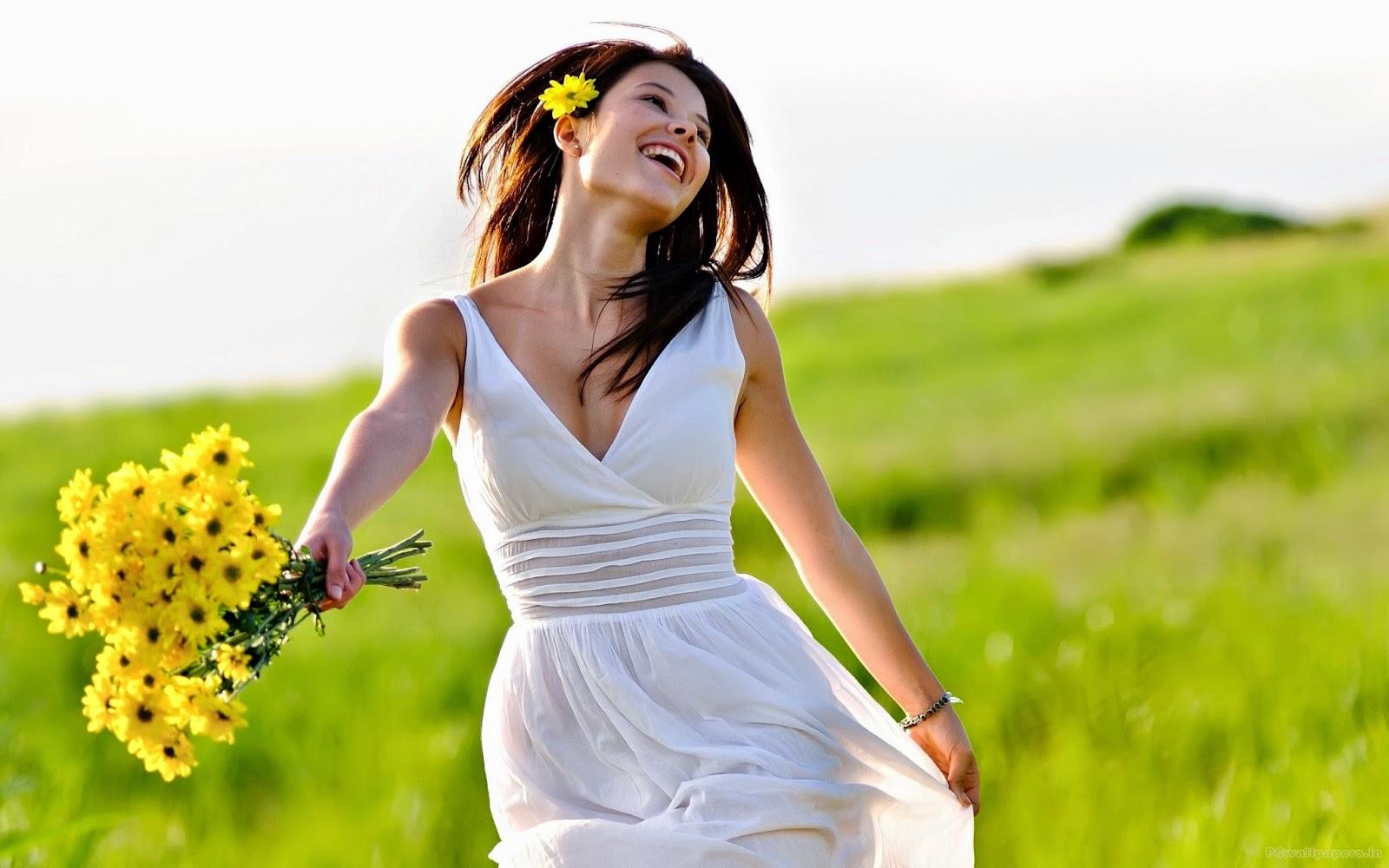 When a Woman Feels Happy 83