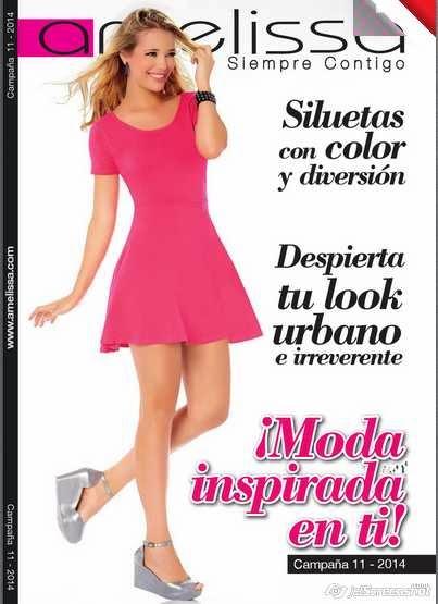 amelissa catalogo 11 2014