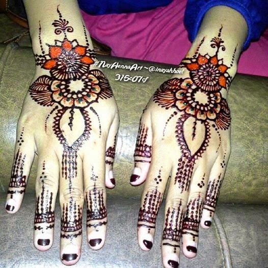 Jasa Lukis Henna Profesional Dari Lampung Untuk Indonesia 2015