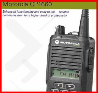 Jual HT Motorola CP 1660 Pusat Jual Handy Talky Motorola CP 1660 Harga Murah