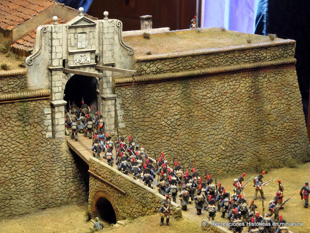 la historia en miniatura (guerra) parte 1