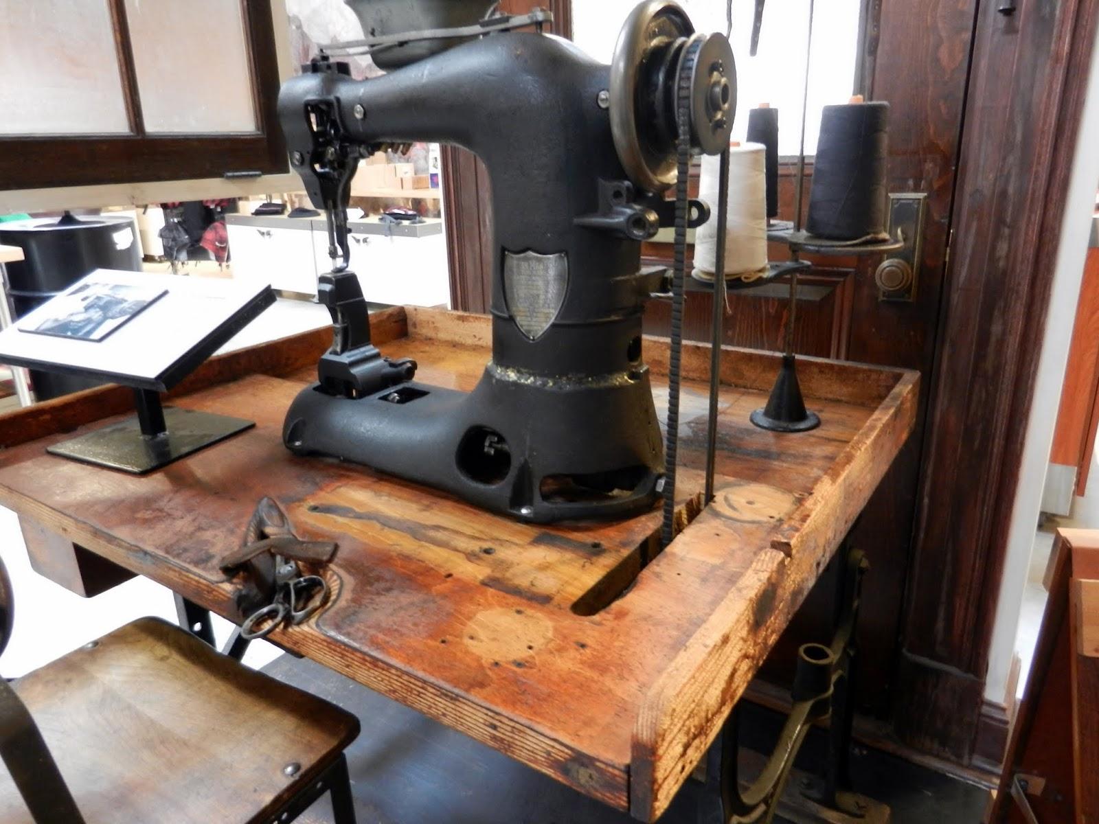 puritan sewing machine