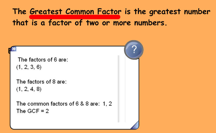 Miss kahrimanis s blog prime factorization gcf and playing games for