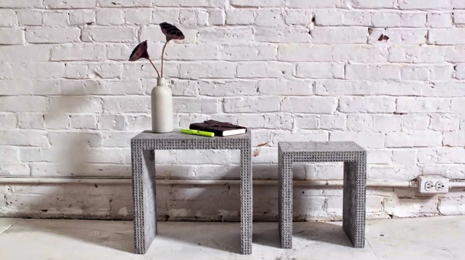 Concrete Nest Tables