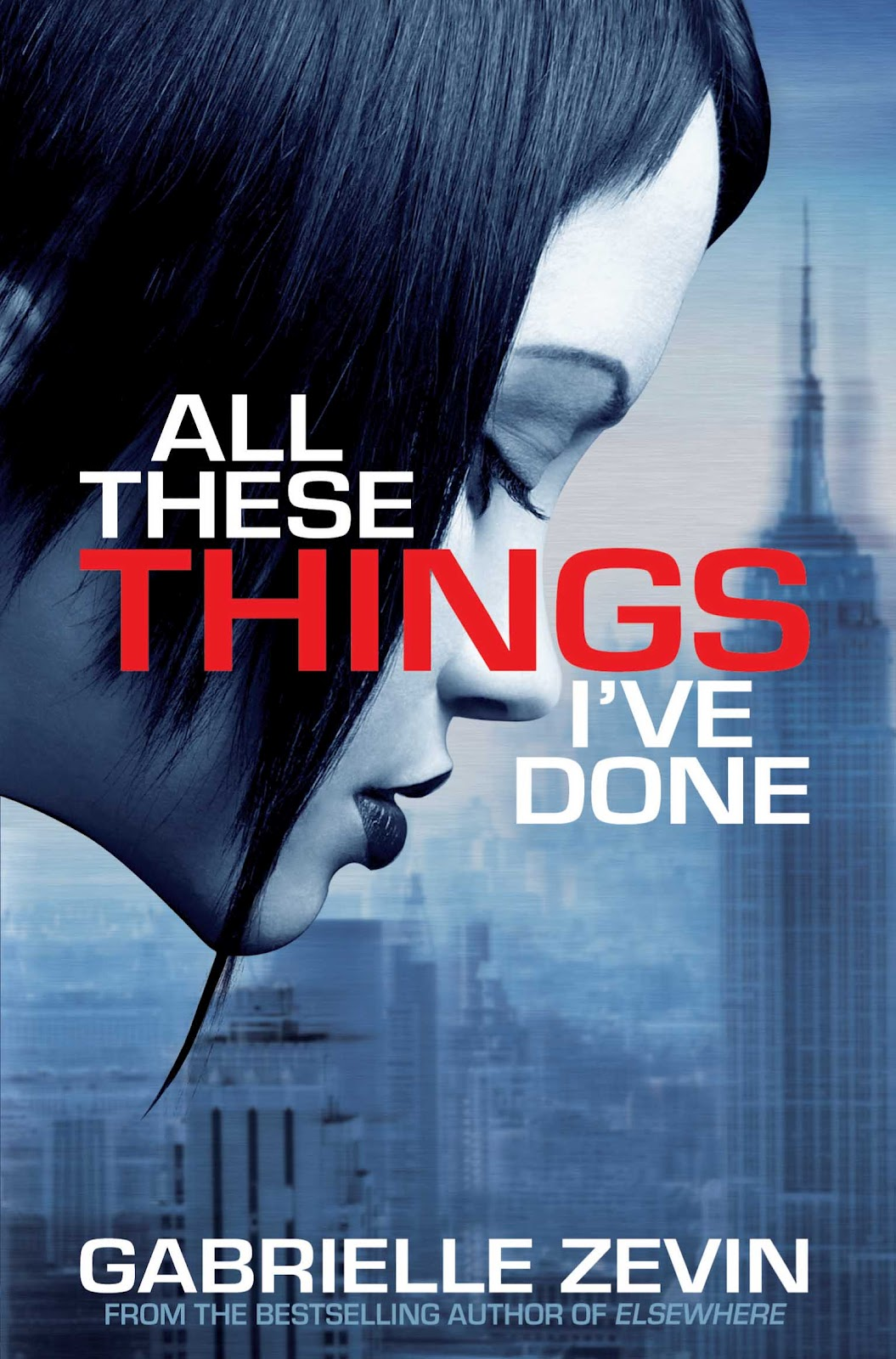 all these things i ve done The theme of all these things i've done is the importance of family anya does whatever she can to keep her siblings out of the family business and safe in general she even sacrifices her .