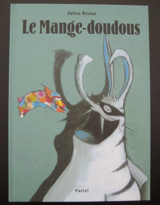 Le mange-doudous de Julien Beziat Le+mange-doudous+couv