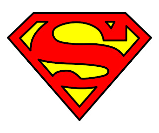 Superman free vector Logo