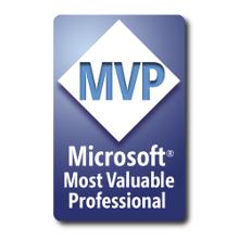 Microsoft MVP Award  2014 -2015 - 2016