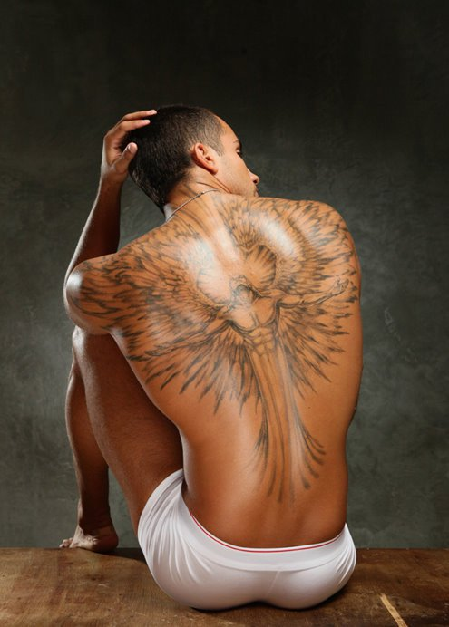 Activo con ganas de sexosantiago chile uulemnts angel for Sexy angel tattoo