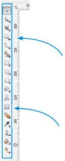 Mengenal Toolbox di CorelDraw dan Fungsi-fungsinya