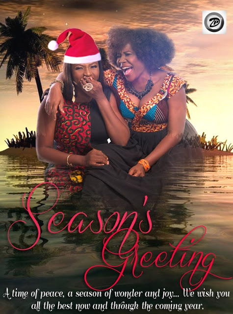 omawumi waje christmas card