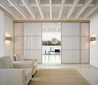 cucina moderna inserti lucide metallici : Consigli per la casa e l arredamento: Le porte in weng?: come ...