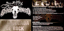 CD 'Uma Década de Rock' - 2003