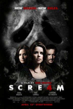 Çığlık 4 korku gerilim filmi