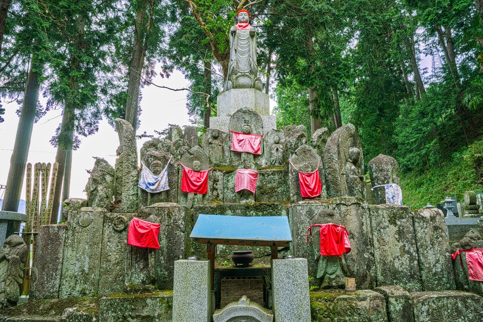 大悲願寺、地蔵