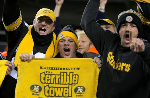 pittsburgh steelers fan blog