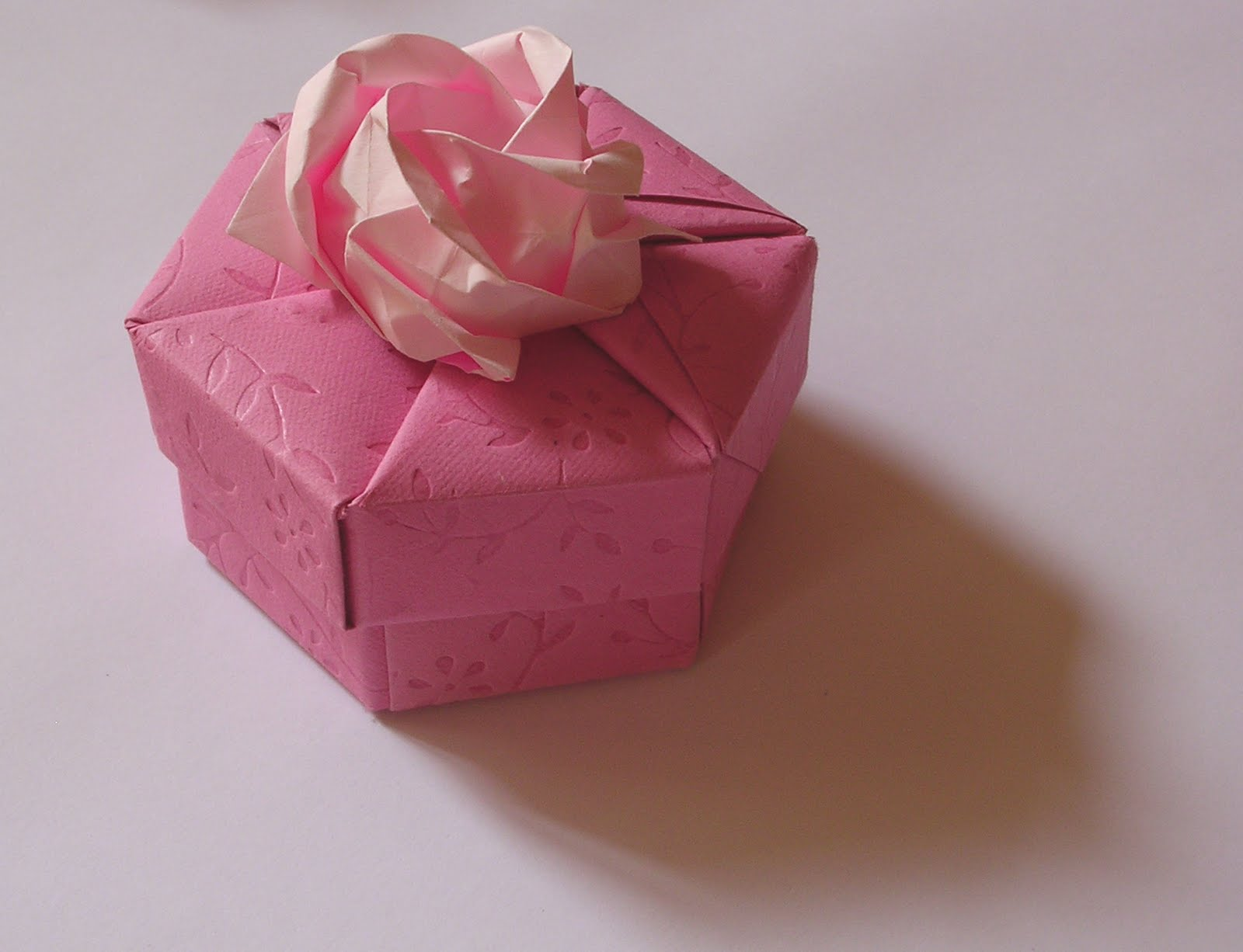 The gallery for --> How To Fold Origami Rose Step By Step - photo#20