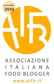 L'Orata Spensierata è membro della Associazione Italiana Food Blogger