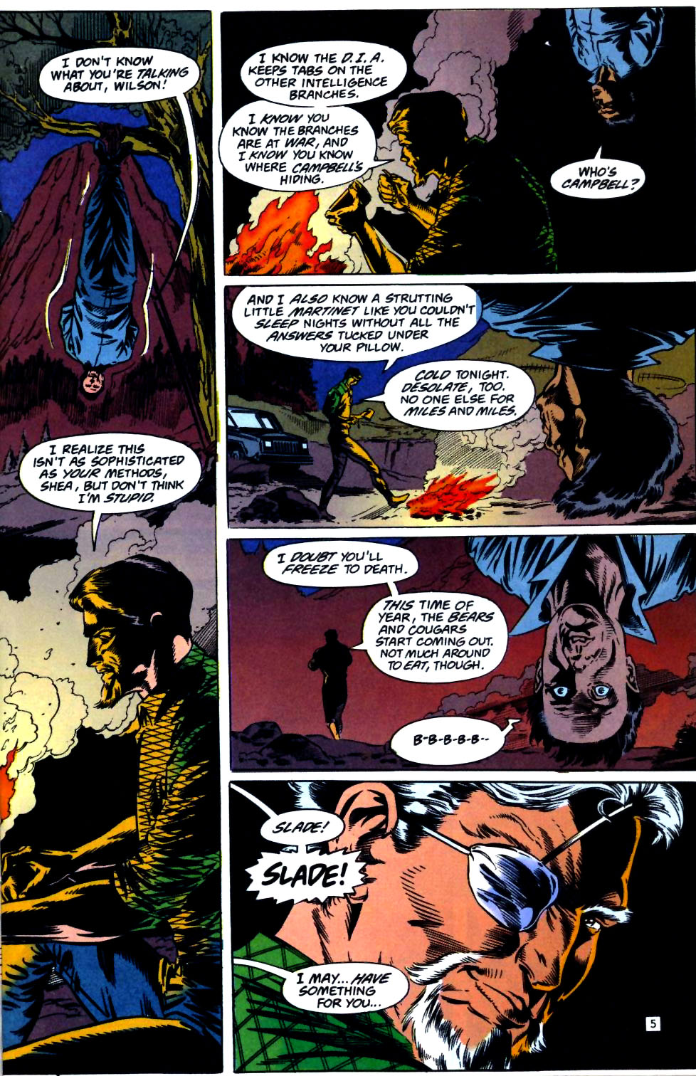 Deathstroke (1991) Issue #23 #28 - English 6