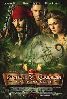 Piratas del Caribe: El cofre del hombre muerto (Piratas del Caribe 2) HD (2006) - Latino