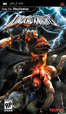 Free Download Undead Knights PSP Game Cover