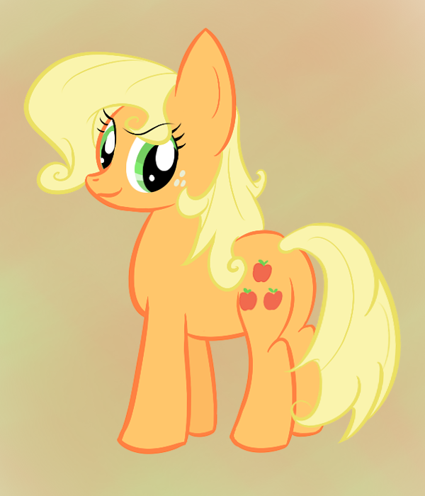 Applejack Clop [light grimdark][sad]