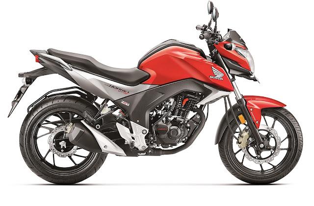 Honda CB Hornet 160R India