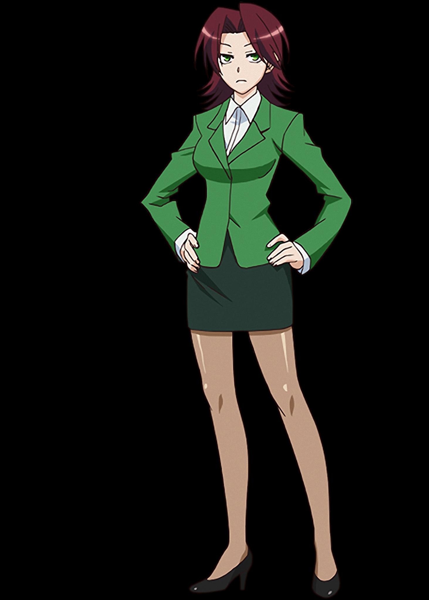 Jitsu wa Watashi wa - Koumoto Akari