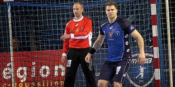 Curioso caso para Omeyer y Accambray | Mundo Handball