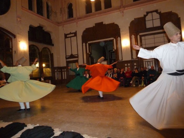 The Whirling Sufi Dervishes - SNap(R) Traditions & Cultures