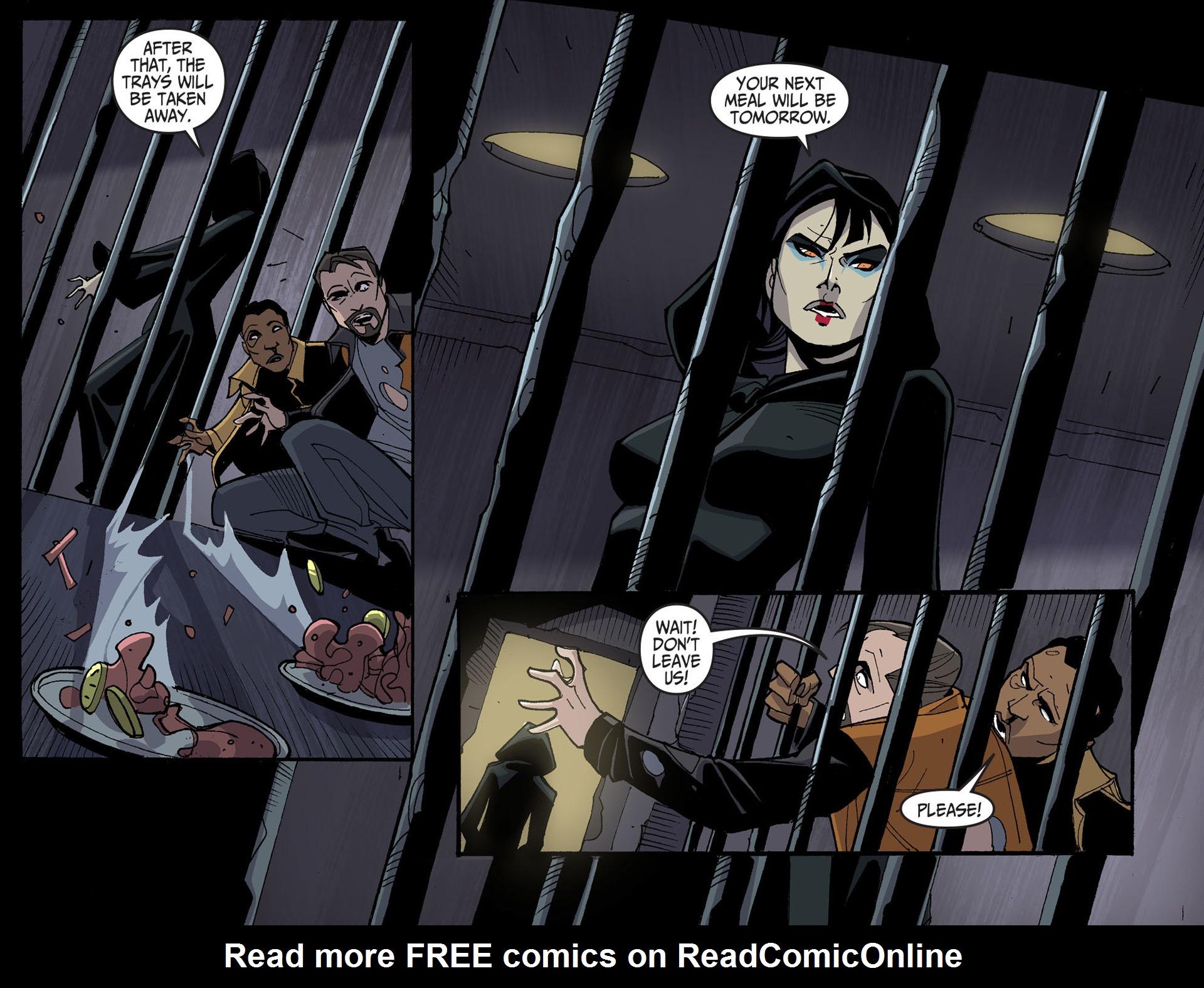 Batman Beyond 2.0 #11 #30 - English 4