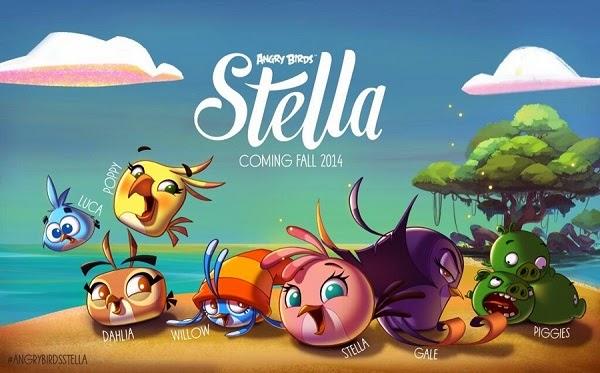 Rovio có thể sẽ ra mắt Angry Birds Stella với cách chơi truyền thống