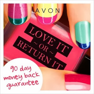 Avon Guarantee!