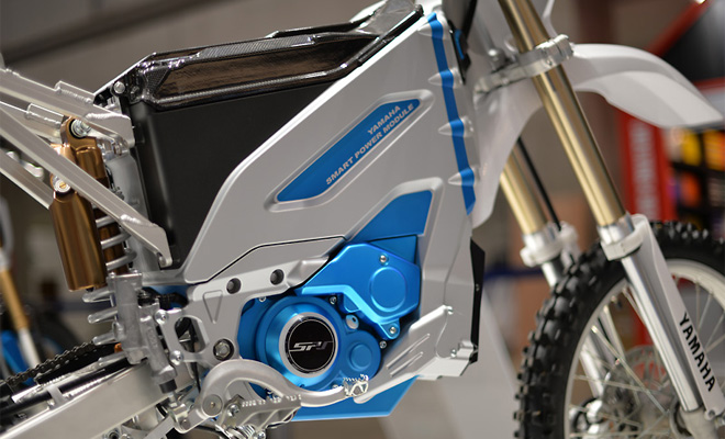 Yamaha Smart Power Module powers the PED1