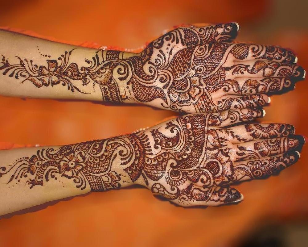 Simple Mehndi Patterns Wallpapers : All in one wallpapers mehndi designs