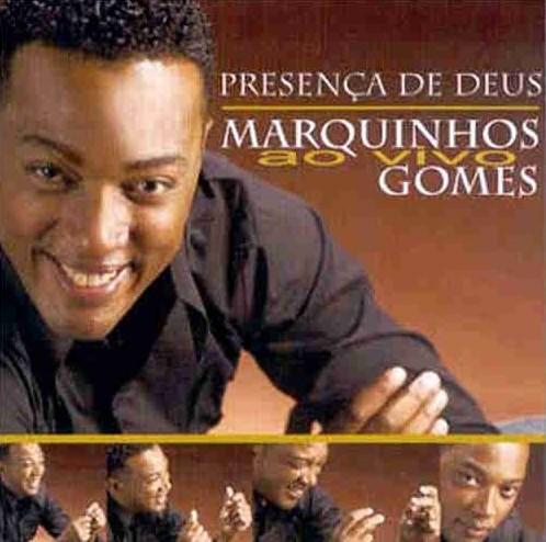 Marquinhos Gomes - CD Presença de Deus- Play back