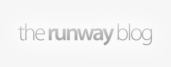 THE RUNWAY BLOG