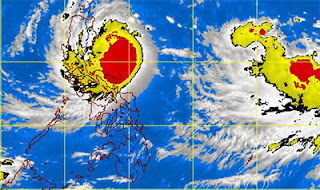 PAGASA: 7 areas under storm signal 3